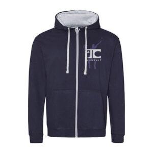 TC Hochdorf Contrast Zipper Aufschläger