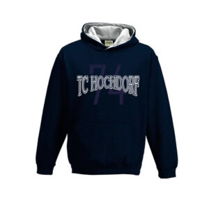 TC Hochdorf Kids Contrast Hoody 74