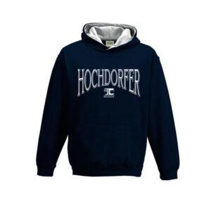 TC Hochdorf Kids Contrast Hoody Hochdorfer
